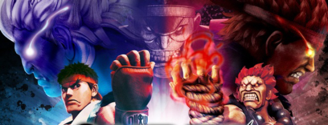 Super Street Fighter IV: Arcade Edition Characters Art