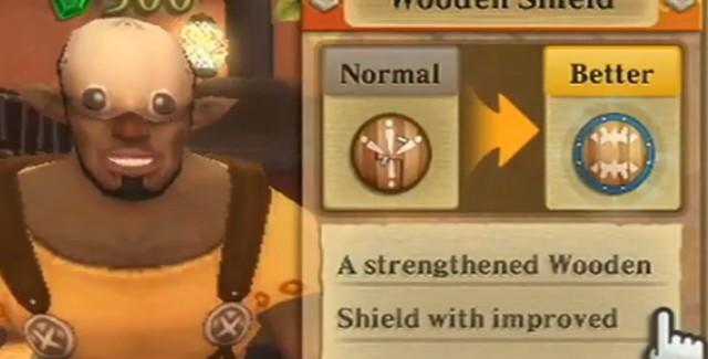 How to Upgrade Weapons In The Legend of Zelda: Skyward Sword