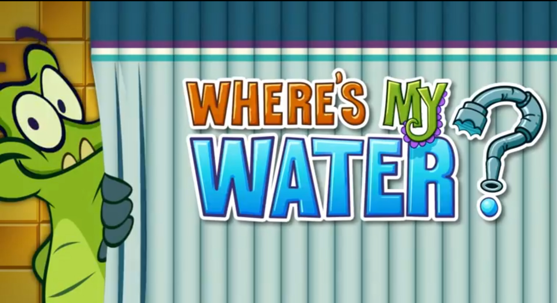 Where's My Water? Wallpaper iPhone Disney GameCenter Achievements Artwork