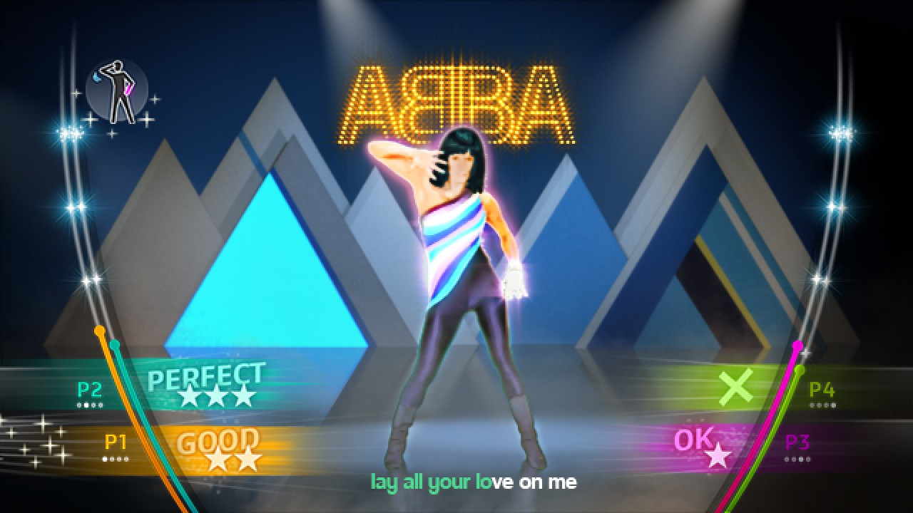 Abba: You Can Dance Screenshot - Lay All Your Love On Me