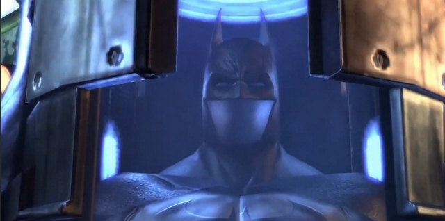 Batman: Arkham City Endings Screenshot