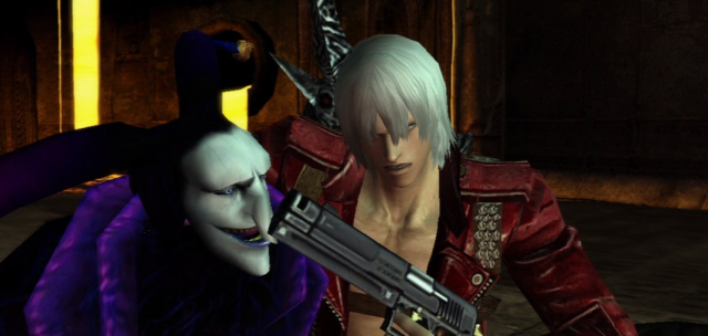 Devil May Cry 3 Gameplay Screenshot