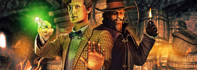 Doctor Who: The Gunpowder Plot Screenshot for Free VideoGame Episode Download (Oct 31 release date)
