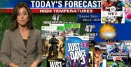 Games Weather Report of Week 40 in 2011