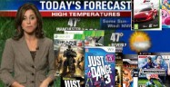Games Weather Report of Week 41 in 2011