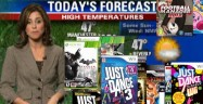 Games Weather Report of Week 42 in 2011