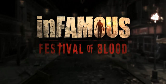 inFAMOUS 2: Festival of Blood logo
