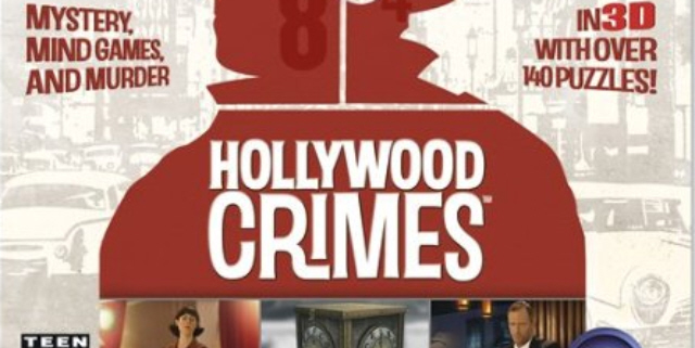 James Noir's Hollywood Crimes Walkthrough Art