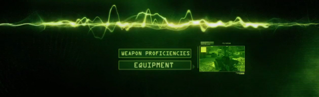 Modern Warfare 3 Weapon Proficiencies Screenshot