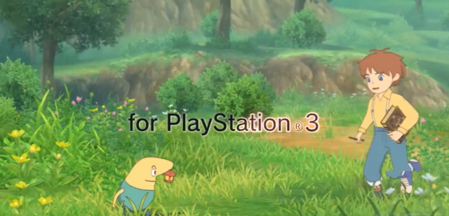 Ni No Kuni: Wrath of the White Witch coming to America & Europe in 2012!