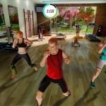 Self Defense Training Camp Martial Arts Screenshot Kinecting