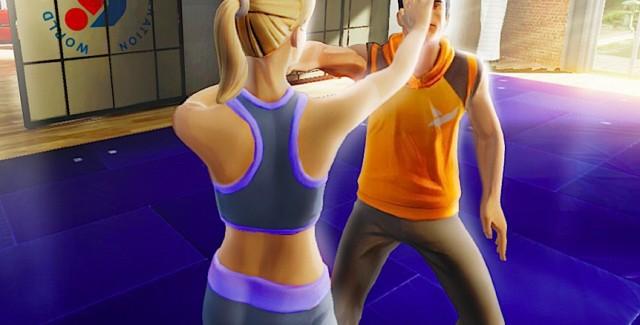Self Defense Training Camp Screenshot