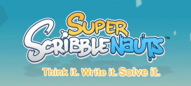 Super Scribblenauts Logo