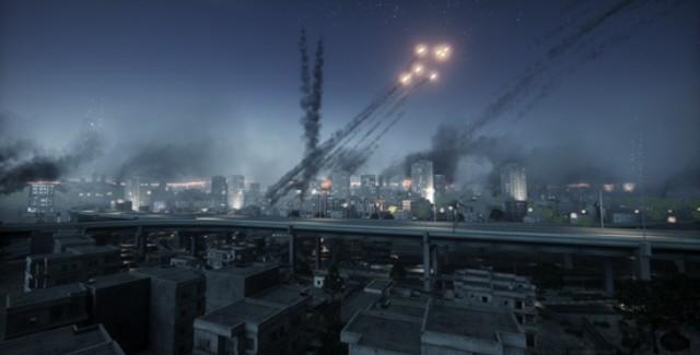 Battlefield 3 Multiplayer Map of Tehran Highway