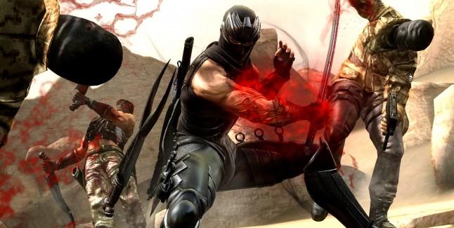 Ninja Gaiden 3 Screenshot