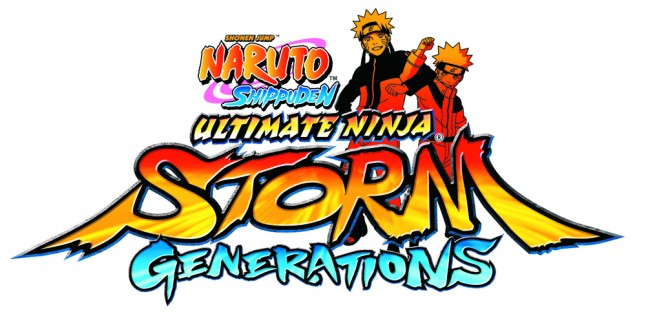 Naruto Shippuden- Ultimate Ninja Storm Generations Logo