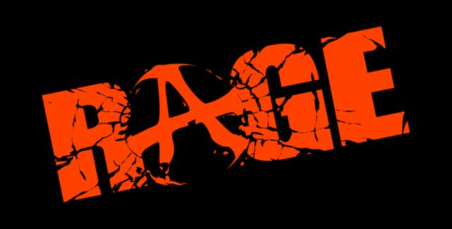 Rage Review Artwork