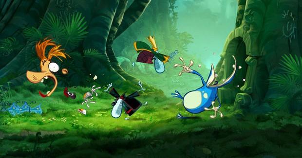Rayman Origins Screenshot-7