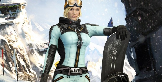 SSX 2012 Screenshot