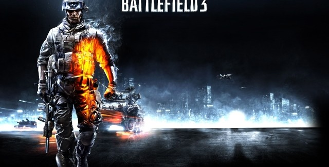 Battlefield 3 review artwork
