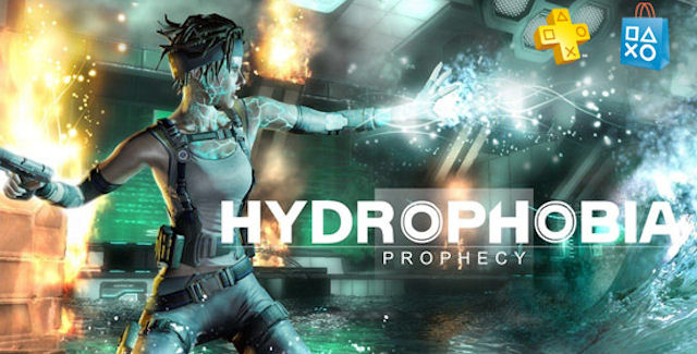 Hydrophobia Prophecy PSN logo