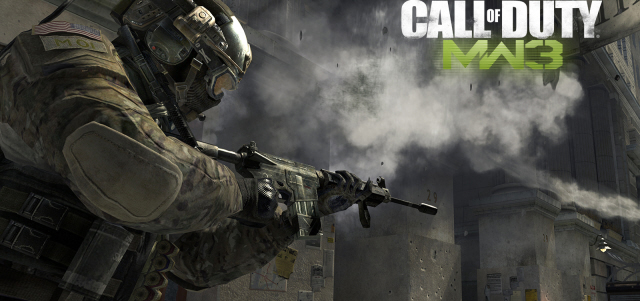 Modern Warfare 3 Codes Screenshot