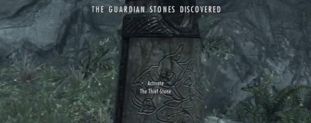 Skyrim Standing Stones Screenshot