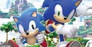 Sonic Generations Walkthrough Box Art