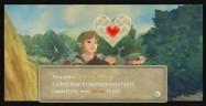 The Legend of Zelda: Skyward Sword Heart Piece Location 1 screenshot