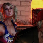 Lollipop Chainsaw Screenshot -12