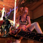 Lollipop Chainsaw Screenshot -7