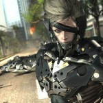 Metal Gear Rising Revengeance Raiden Screenshot