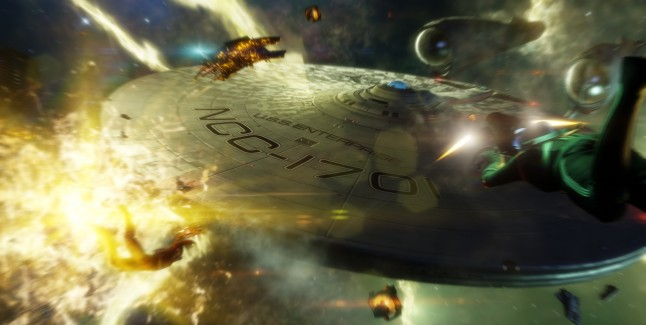 Star Trek 2012 Game Screenshot -2