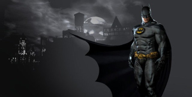 Batman Inc. Costume