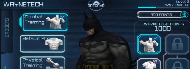 Batman: Arkham City: Lockdown Walkthrough Screenshot