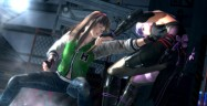 Hitomi and Ayane Characters Battle in Dead or Alive 5 Screenshot