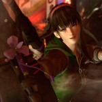 Dead or Alive 5 Hitomi Screenshot