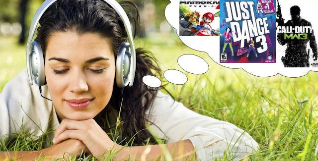 Dreaming of Games in Week 48 of 2011