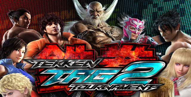 Tekken Tag Tournament 2 Trailer Reveal Video Games Blogger