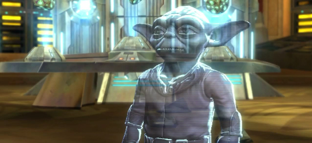 Yoda is forever