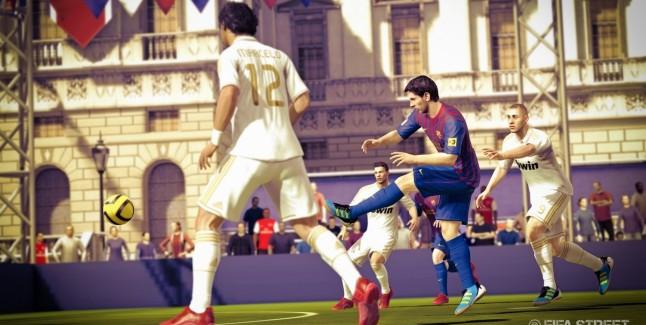 FIFA Street Screenshot -14