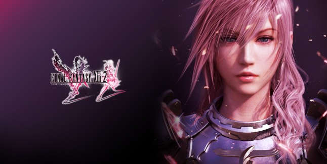 Final Fantasy XIII-2 Wallpaper