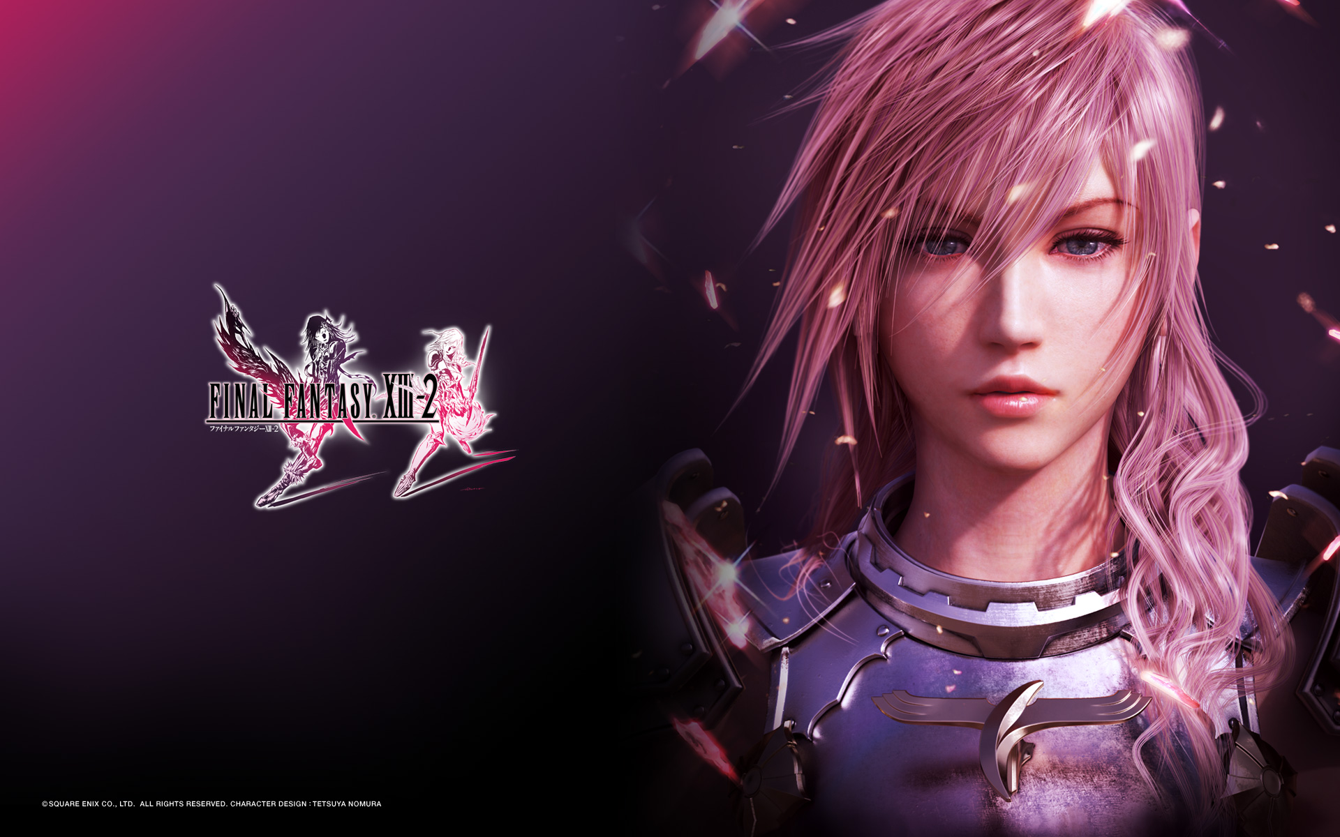 Final Fantasy Xiii 2 Wallpaper Hd