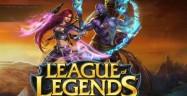 League of Legends logo artwork
