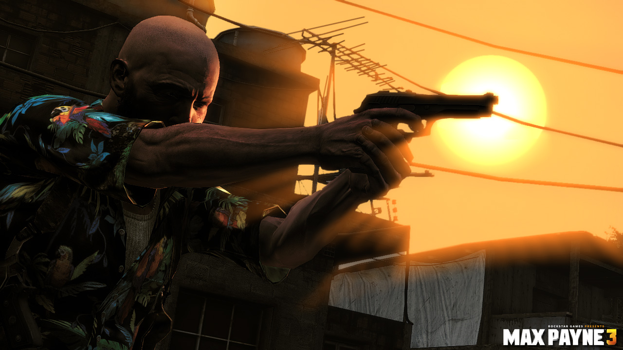 Max Payne 3 Delayed Behind The Scenes Videos Show Cinematic