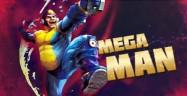 Old Mega Man in Street Fighter x Tekken