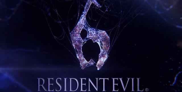 Resident Evil 6 game logo