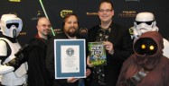 Star Wars: The Old Republic voice acting Guinness award
