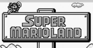 Super Mario Land Cheats Page Title Screenshot