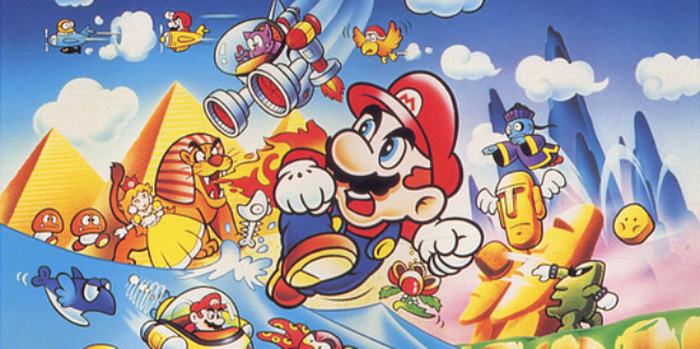 Super Mario Land 1 Walkthrough Video Guide 3ds Virtual
